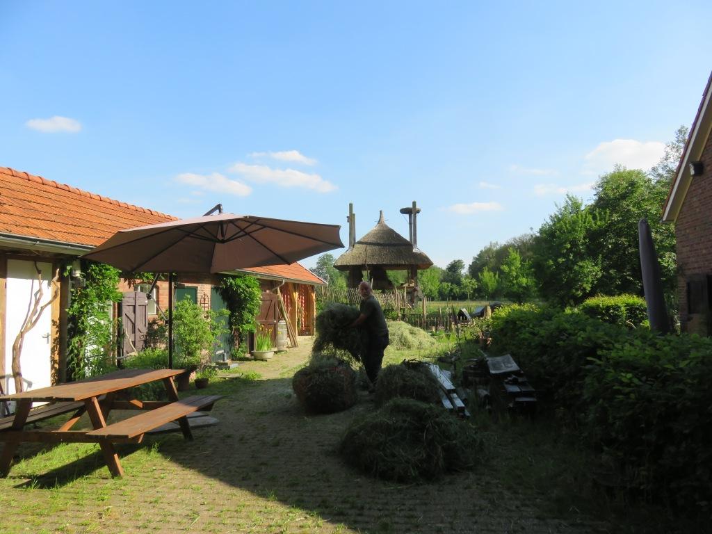 Grenslicht natuurhoeve en fotografiecentrum in Woold Winterswijk